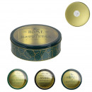 wholesale Kitchen Utensils: round box with metal window home deco art, 3-fo