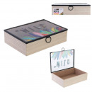 exotic vitreous storage box