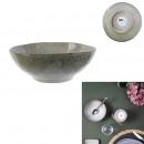 bowl 80cl d19.5cm h7cm with gray weather