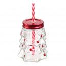 mason jar Christmas tree 58cl