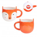 wholesale Household & Kitchen:fox mug 40cl