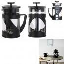 cafetiere a piston noir 80cl 7 tasses