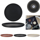wholesale Household & Kitchen: plate straight edge 26.5cm, 3- times assorted