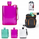 wholesale Lunchboxes & Water Bottles: flat transport bottle, 3- times assorted
