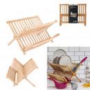 bambusz tál drainer