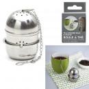 tea ball and holder