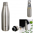 50cl stainless steel transport bottle, 2- times as