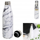 50cl marble transport bottle, 2- times assorted