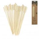 pique en bambou 30cm x30