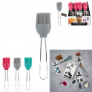 brush silicone, 3-times assorted