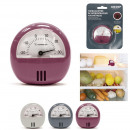 wholesale Gifts & Stationery: Fridge magnet thermometer, 3-fold assorted