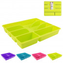 Range covered 31x26x4.5cm, 4-times assorted