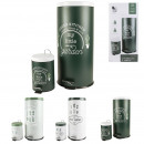 wholesale Household & Kitchen: set of 2 trash cans 30l and 3l little market, 3-fo