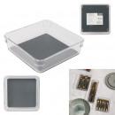 non-slip drawer storage 16.3x16.3x4.8cm