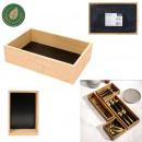 drewniana szuflada do przechowywania 23x15x7cm