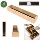 wooden drawer storage 38x8x7cm