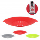 wholesale Kitchen Gadgets: Anti-overflow lid, 3-fold assorted