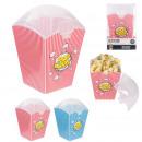 popcorn bucket micro waves 12.5x12.5x18cm