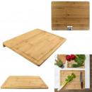 Cutting board with bamboo edge 33.5x44cm, 1