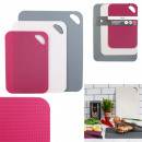 flexible cutting board x3, 3- times assorted