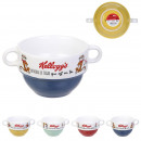 bowl kelloggs 2 handles 50cl, 4- times assorted