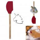 spatule et emporte piece licorne