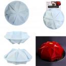 silicone mold shape diamond