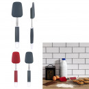 silicone pastry spatula, 2- times assorted