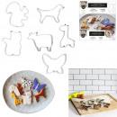 nagyker Háztartás és konyha: állati sütik, 6- szer szortírozott kiszállítás