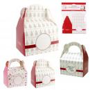 boite en papier special biscuits chocolat x5, 2-fo