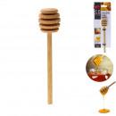 Teelöffel Honig Holz, einmalige sortiert