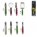 utensil vegetables deco, 24-times assorted