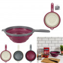 wholesale Kitchen Electrical Appliances: Strainer retractable handle, 3-fold ...