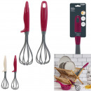 two-color whisk cook concept 30.5cm, 2- times asso