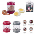 eplucheur a oeuf dur cook concept, 2-fois assorti