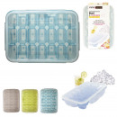 ice tray with clip-on lid x21, 3-fold