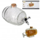 1l whiskey barrel
