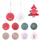 christmas ball led, 8- times assorted