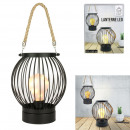 wired lantern led bulb 18x15cm, 1-fo