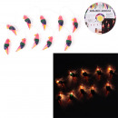 wholesale Light Garlands: wild exotic toucan garland 10 leds 165 cm