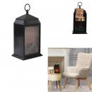 decorative fireplace led 15x12x27.5cm