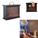 wholesale Decoration: decorative fireplace led 30x13x24.5cm