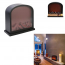 decorative fireplace led 30x13x28cm