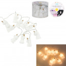 unicorn garland x10 led 165cm, 1- times assorted