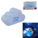 wholesale Child and Baby Equipment: night light blue cloud 15x25x12cm, 1- times assort