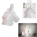 unicorn wall projection night light