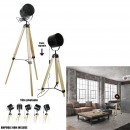 floor lamp industrial tripod 68x58x135cm