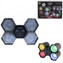 wholesale Illuminants: Light set 4 spotlights 84 leds, 1-fold ...