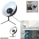 black cinema lamp interior white, 1- times assorte