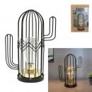 wholesale Illuminants: cactus led led lamp 18cm, 1- times assorted